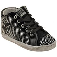 Sapatos Criança Sapatilhas de cano-alto Liu Jo  Preto