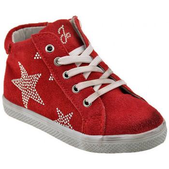 Sapatos Criança Sapatilhas de cano-alto Liu Jo  Vermelho