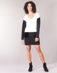 Textil Mulher Vestidos curtos Morgan RMAOLI Multicolor