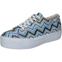 Sapatos Mulher Sapatilhas Cult Sneakers BZ266 Multicolorido