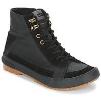 Sapatos Mulher Sapatilhas de cano-alto TBS BIVOUAC Preto