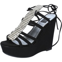 Sapatos Mulher Sandálias Islo BZ328 Preto