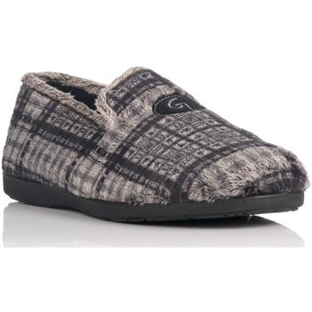 Sapatos Homem Chinelos Garzon -6501.292 Preto