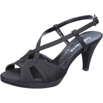 Sapatos Mulher Sandálias Calpierre Sandálias BZ739 Preto