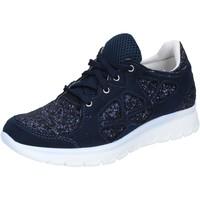 Sapatos Mulher Sapatilhas Hb Helene BZ758 Azul