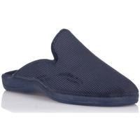 Sapatos Homem Chinelos Muro -5917 Azul