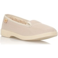 Sapatos Mulher Slip on Doctor Cutillas -840 Bege