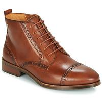 Sapatos Mulher Botas baixas Pikolinos ROYAL W4D Camel