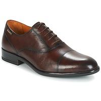 Sapatos Homem Sapatos Pikolinos BRISTOL M7J Castanho