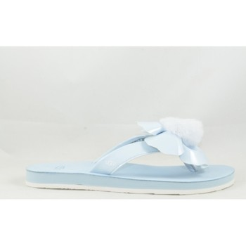 Sapatos Mulher Chinelos UGG W POPPY SKBL Azul