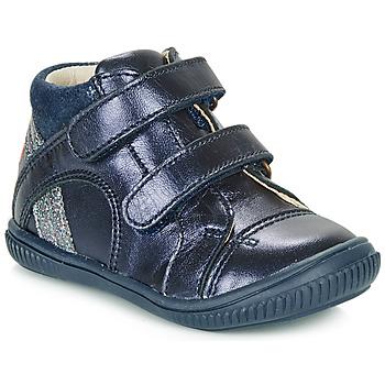 Sapatos Rapariga Sapatilhas de cano-alto GBB ROXANE Azul
