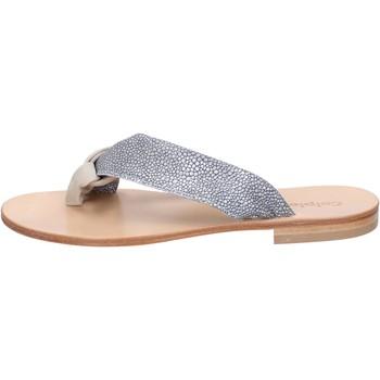 Sapatos Mulher Sandálias Calpierre Sandálias BZ880 Cinza