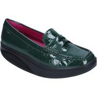 Sapatos Mulher Mocassins Mbt BZ906 verde