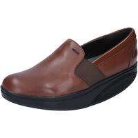 Sapatos Mulher Mocassins Mbt BZ910 Castanho