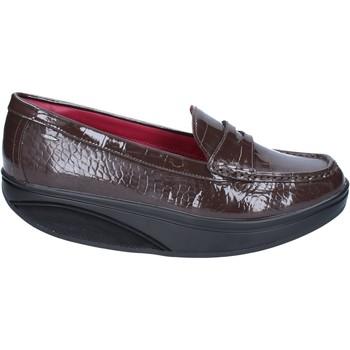 Sapatos Mulher Mocassins Mbt Mocassins BZ916 Castanho