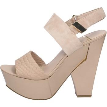 Sapatos Mulher Sandálias Marciano Sandálias BZ430 Bege
