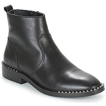 Sapatos Mulher Botas baixas Bullboxer TELMASSA Preto