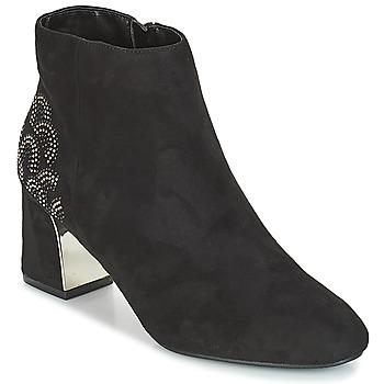Sapatos Mulher Botins Moony Mood JASMINA Preto