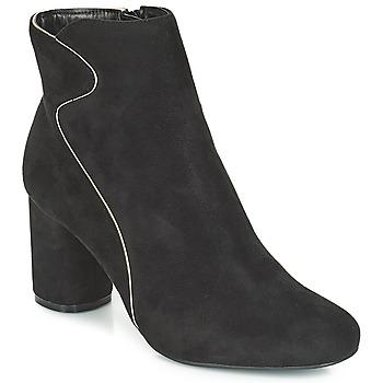 Sapatos Mulher Botins Moony Mood JUDY Preto