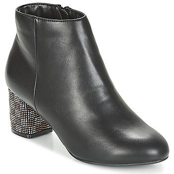 Sapatos Mulher Botins Moony Mood JAPSERA Preto