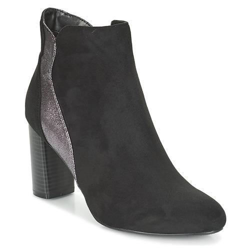 Sapatos Mulher Botins Moony Mood JERDA Preto