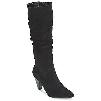 Sapatos Mulher Botas Moony Mood JULMA Preto