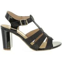 Sapatos Mulher Sandálias Xti 30615 Negro