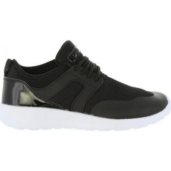 Sapatos Mulher Sapatilhas Bass3d 41481 Negro