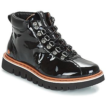 Sapatos Mulher Botas baixas Art TORONTO Preto