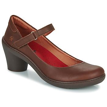 Sapatos Mulher Escarpim Art ALFAMA Castanho