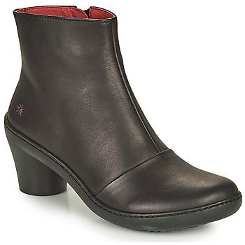 Sapatos Mulher Botins Art ALFAMA Preto