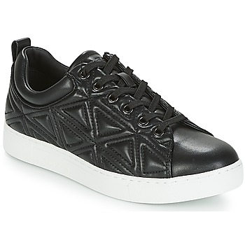 Sapatos Mulher Sapatilhas Emporio Armani DELIA Preto