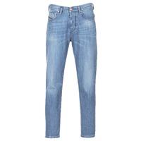 Textil Homem Calças Jeans Diesel MHARKY Azul