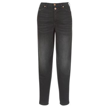Textil Mulher Calças Jeans Diesel ALYS Preto