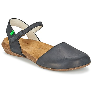Sapatos Mulher Sandálias El Naturalista WAKATAUA Preto