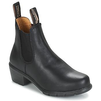 Sapatos Botas baixas Blundstone WOMEN'S HEEL BOOT Preto