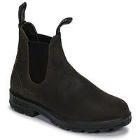 Sapatos Botas baixas Blundstone ORIGINAL SUEDE CHELSEA BOOTS Cáqui
