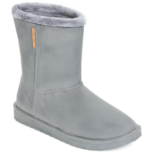 Sapatos Rapariga Botas de neve Be Only COSY Cinza
