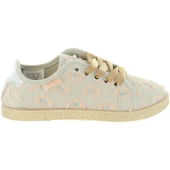 Sapatos Rapariga Sapatilhas Lois 60070 Beige
