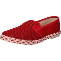 Sapatos Homem Slip on Caffenero AE159 vermelho