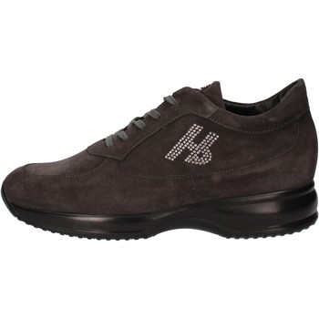 Sapatos Mulher Sapatilhas Hornet Botticelli Sneakers AE310 Cinza