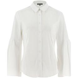 Textil Mulher Tops / Blusas Kocca Camisa BEJNAC Branco
