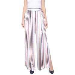 Textil Mulher Calças finas / Sarouels Kocca Calças BIMNIR Branco