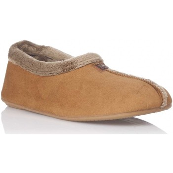 Sapatos Homem Chinelos Norteñas -10-146 Bege