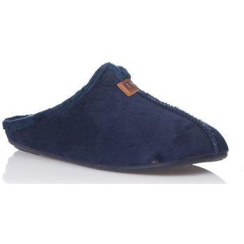 Sapatos Homem Chinelos Norteñas -10-145 Azul