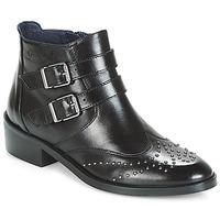Sapatos Mulher Botas baixas Dorking CELINE Preto