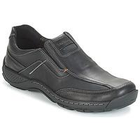 Sapatos Homem Sapatos Josef Seibel Nolan 18 Preto