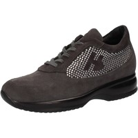 Sapatos Mulher Sapatilhas Hornet Botticelli Sneakers AE480 Cinza