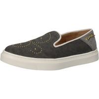 Sapatos Mulher Slip on Braccialini Sneakers AE545 Cinza