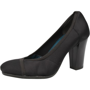 Sapatos Mulher Escarpim Keys Sapatos de salto AE601 Preto